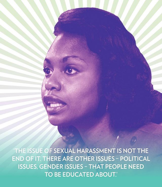Today we celebrate the tireless campaigning of Professor Anita Hill who has been honoured with the PEN Courage award for 2019! Her incredible stand back in 1991 is still incredibly important in today's climate; our book has many examples of inspirational women to light the fire under anyone wanting to learn more about the women's rights movement 💪🏼 The book will be out NEXT WEEK 🌟 ➡️ swipe for the cover ➡️ • • • • • • • • #modernbooks #feminism #feminist #feministbook #feminismbook #anitahill #metoo #womensrightsarehumanrights #womensrightsmovement #womenshistorymonth #womenshistorymonth2019 #sexualharassment #awareness #wearefeminist #bookrelease #newbookrelease