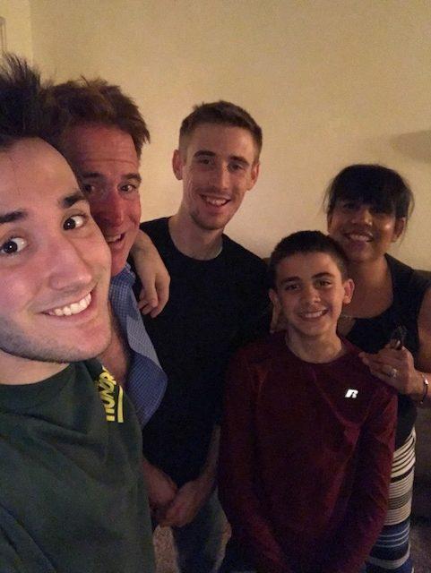 FlipTurnsPodcast.TerrenceKeller.family.jpg