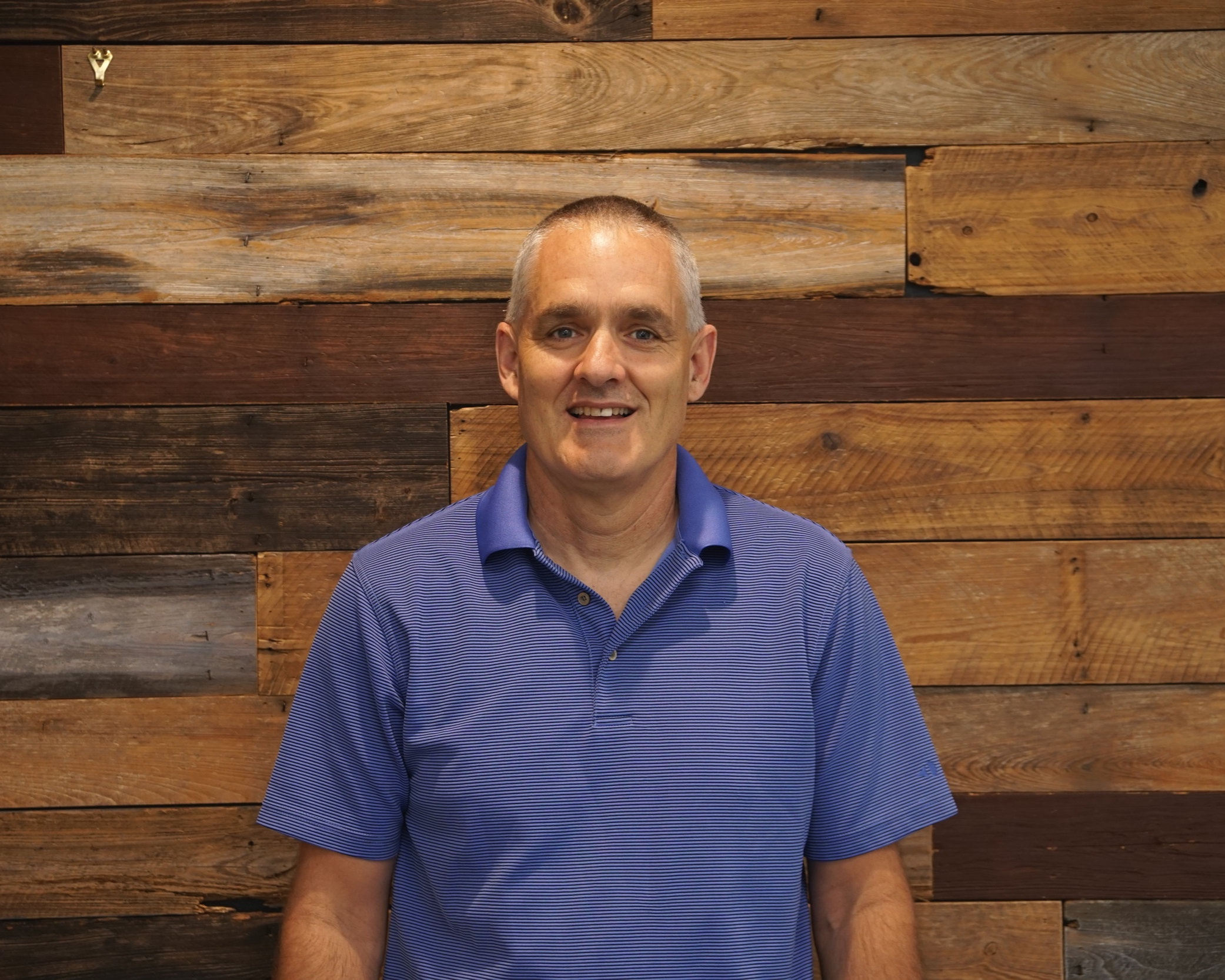 """Pastor Cameron McGough - ChildrenCameron has attended CCS for nearly 18 years and has been on staff since 2006. He is married to his high school sweetheart (Carol). They have 3 grown children and 2 grandchildren, with more on the way (probably)!""""I enjoy reading, cycling, walking, and spending time with family."""""""