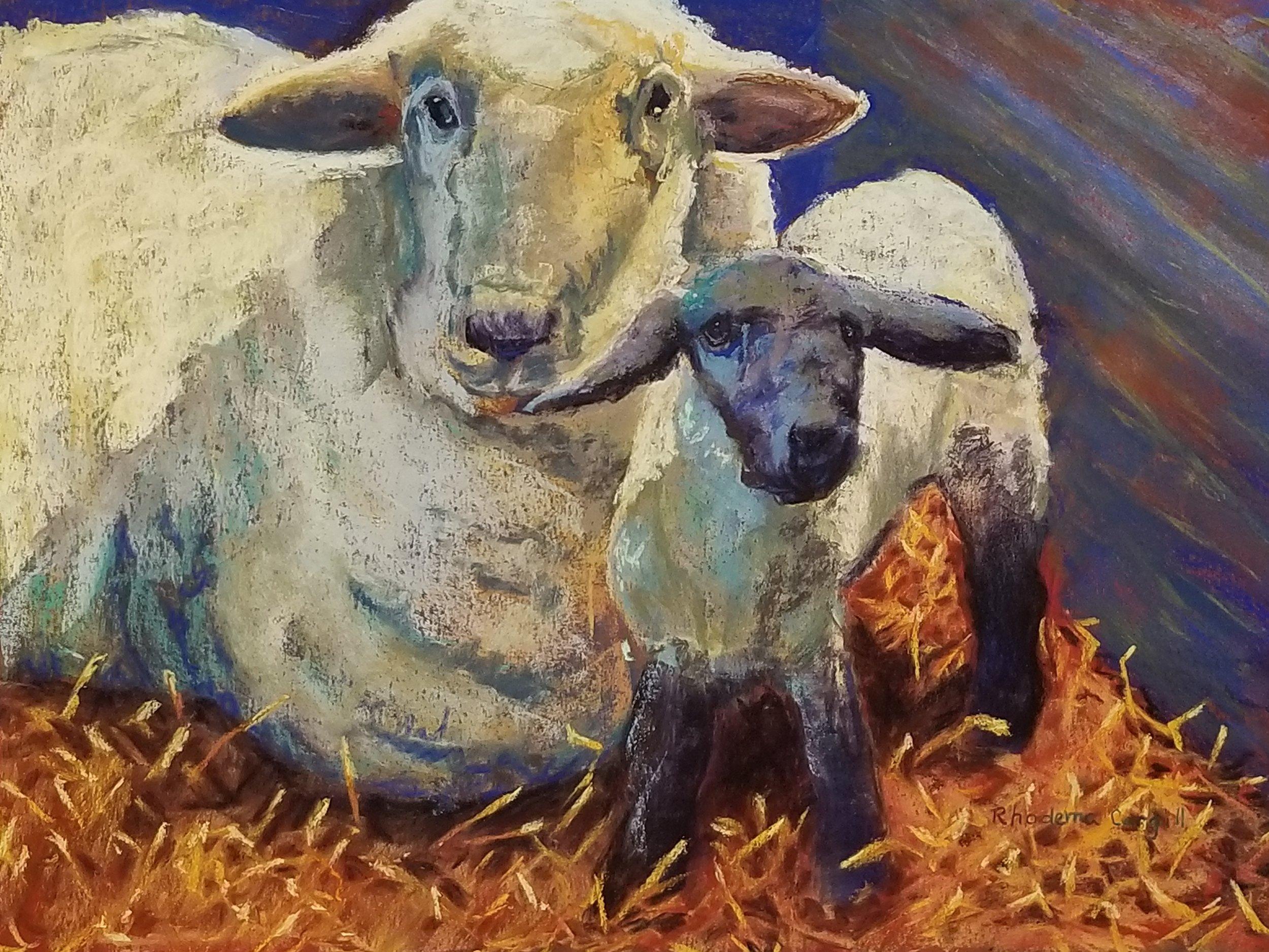 Rhodema Cargill - Fine Art