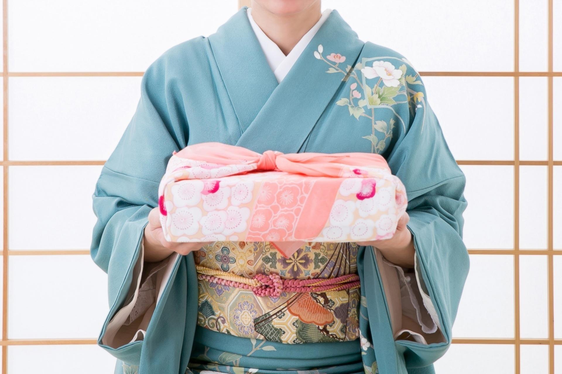 Kimono donation