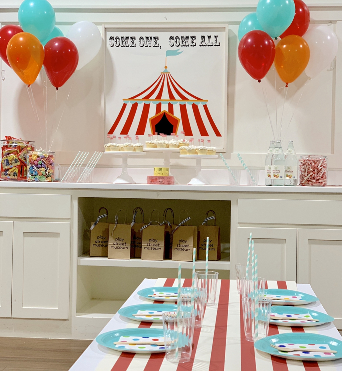 circus theme party kids parties clowns carnival