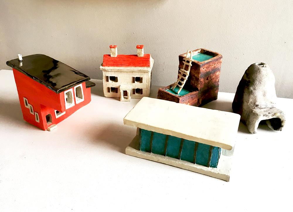 Architectural series, Frank Hanssens