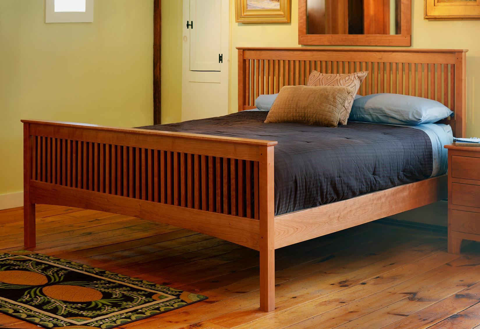 bedroom-furniture-beds-mission-spindle-bed