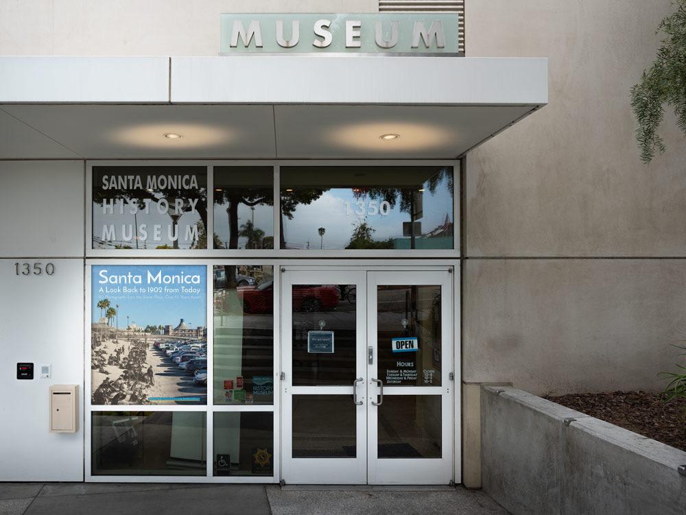 Santa Monica History Museum    May 18 - July 21, 2018