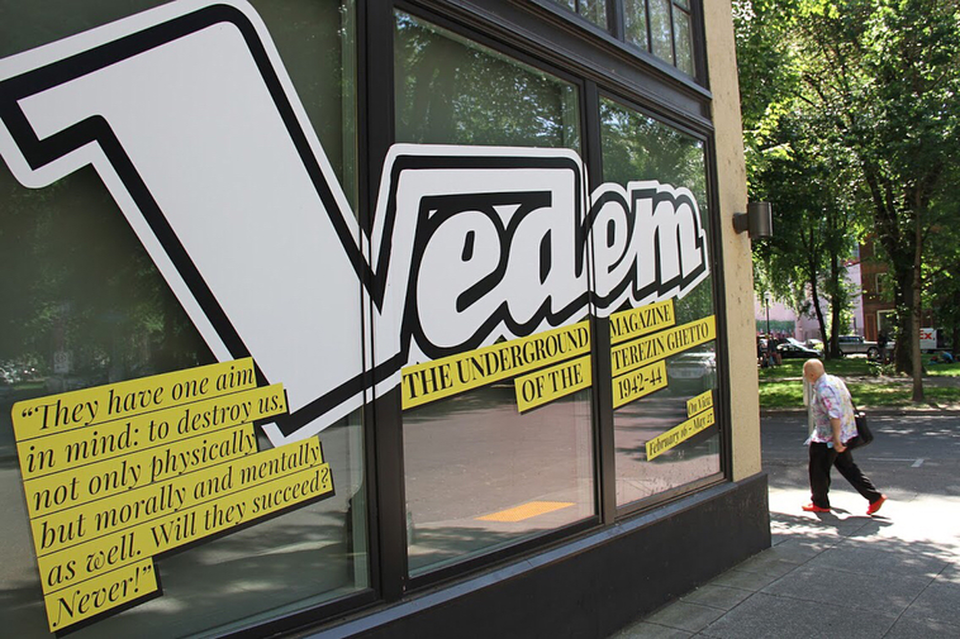 VEDEM underground - We are honored be to the creative director for project VEDEMunderground. It is a great partnership.