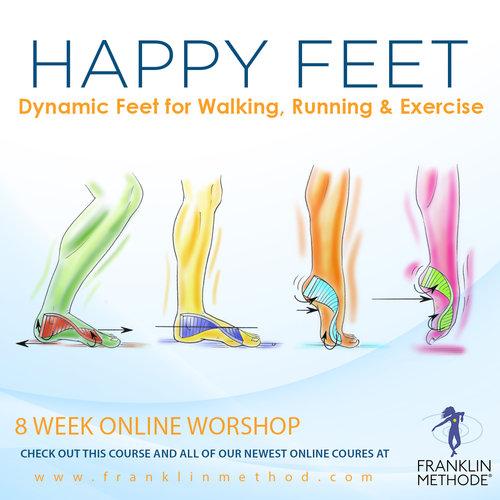 Happy Feet - 8 Week Online Workshop$358