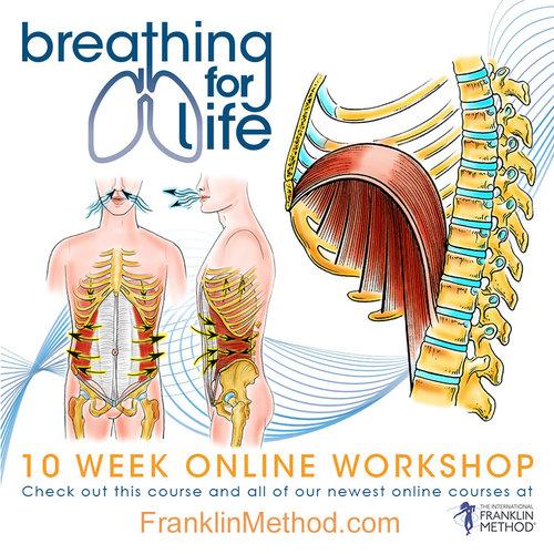 Breathing for Life - 10 Week Online Workshop$254