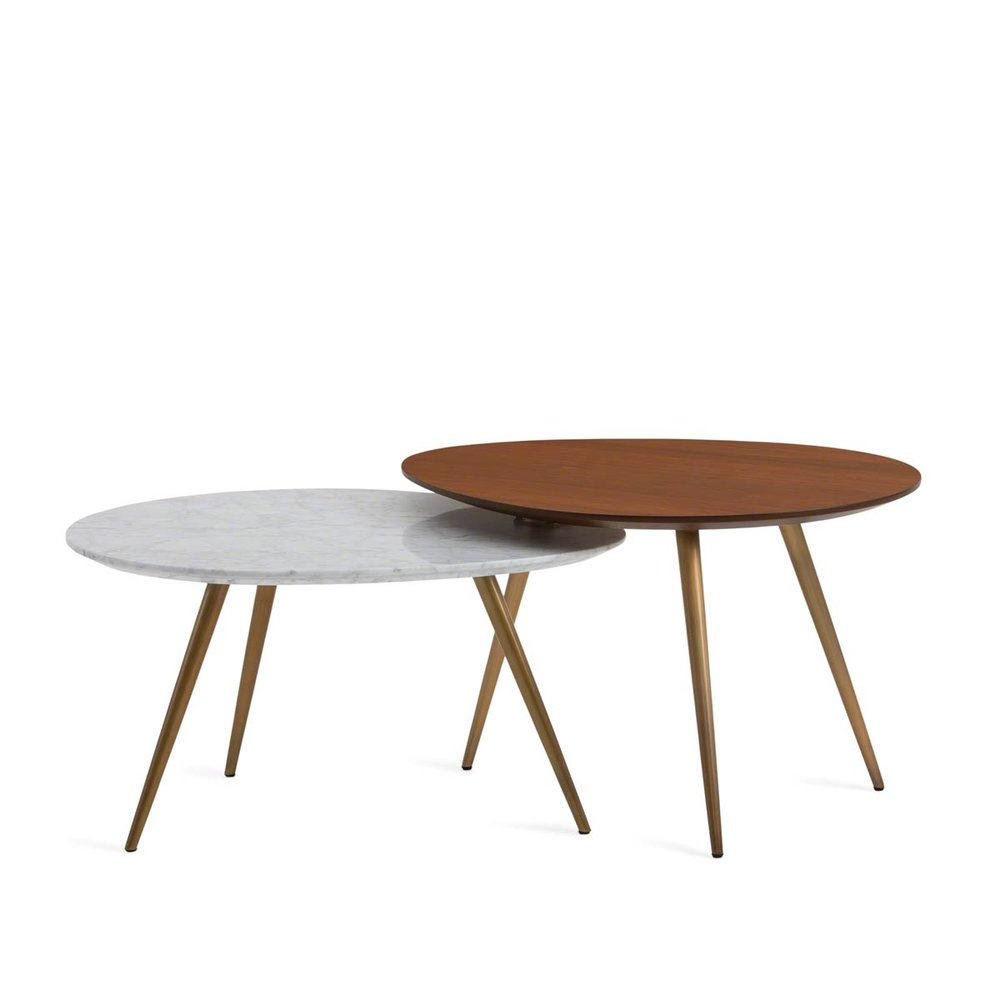 Lily Pad Nesting Tables — West Elm Work