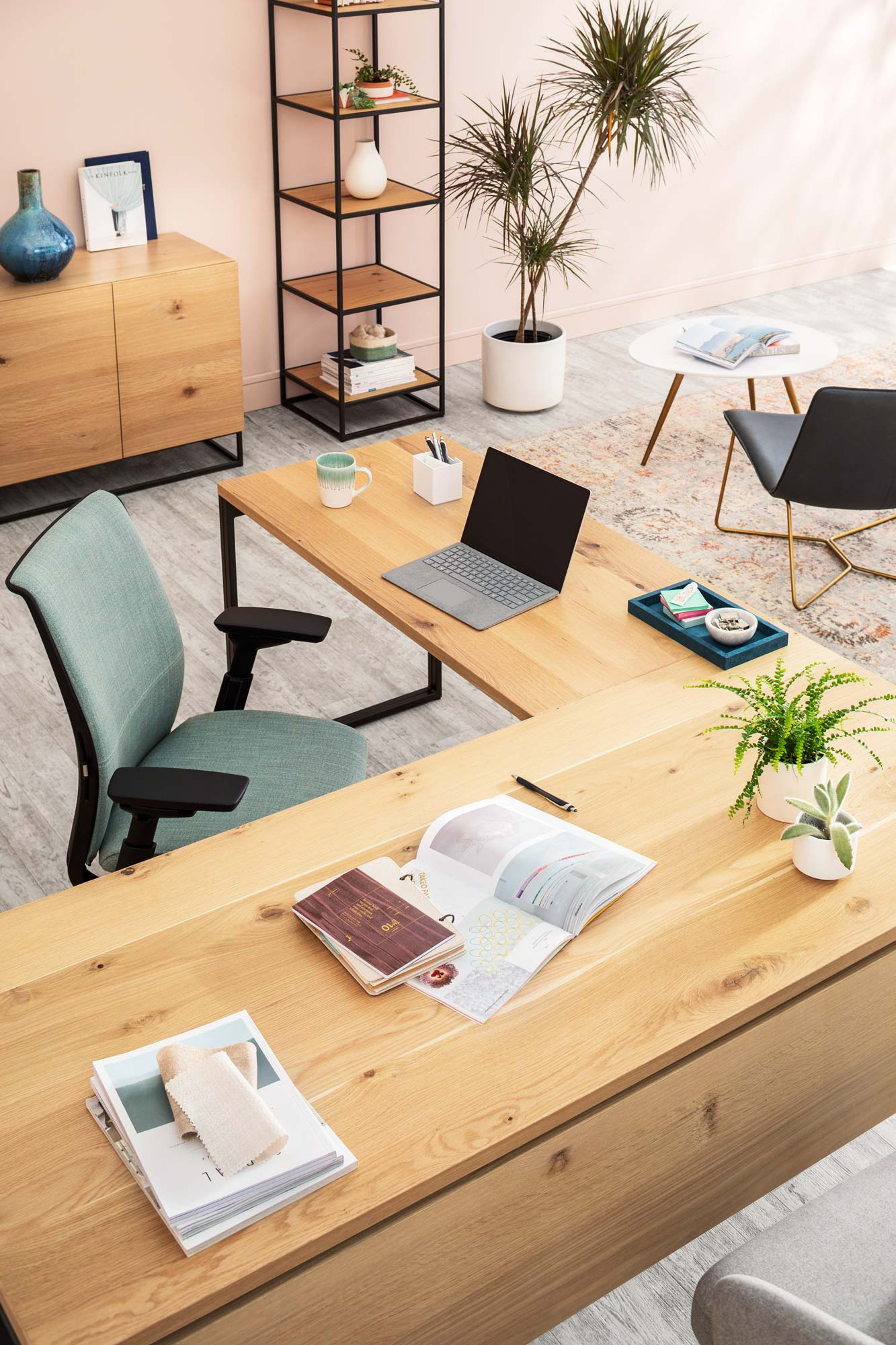 Greenpoint Private Office Desks
