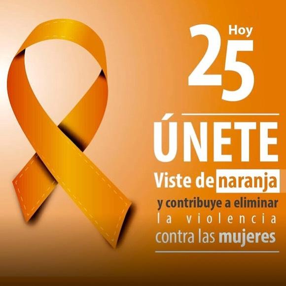 No olvides, cada 25 de mes es el #DÍANARANJA  Únete para eliminar la violencia contra las mujeres y niñas.  #fundacionavanta  #Unidoshacemosladiferencia