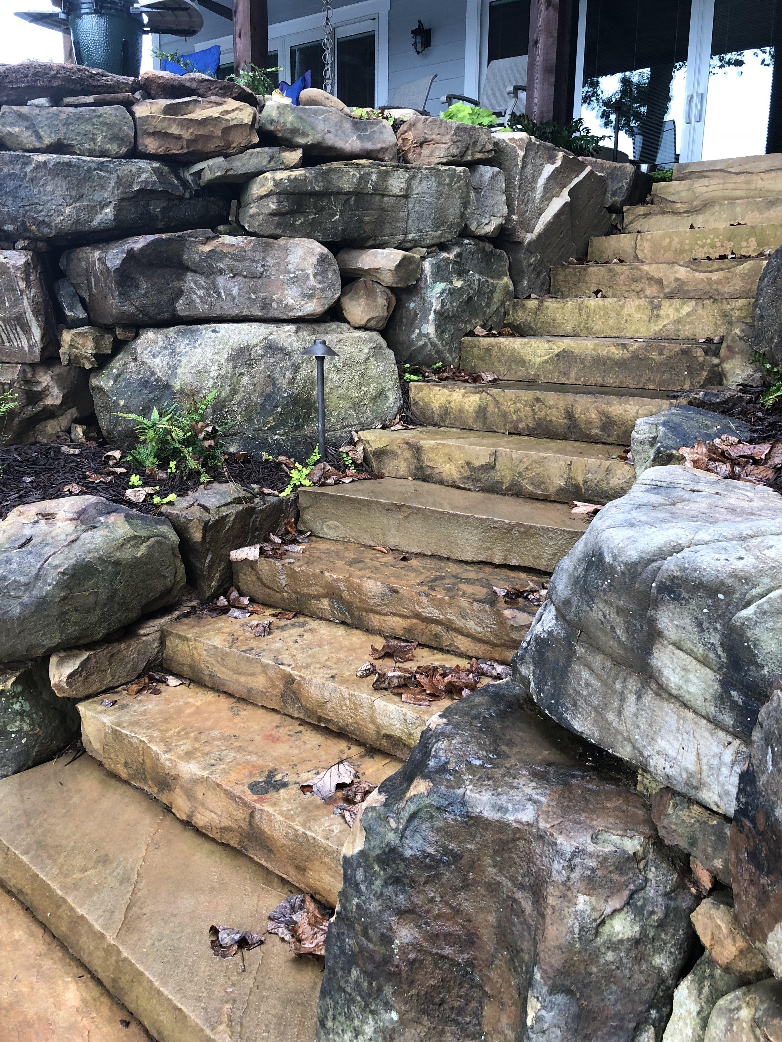 Slab Steps Boulders.JPG