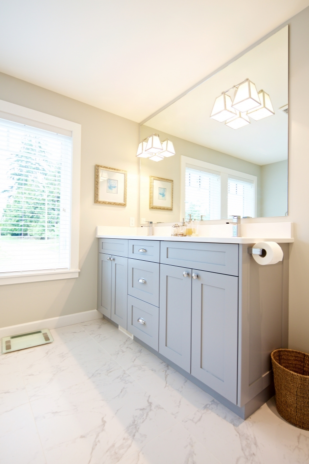 Contemporary Country Vanity