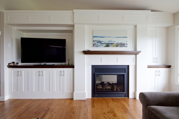 West Saanich Family Room