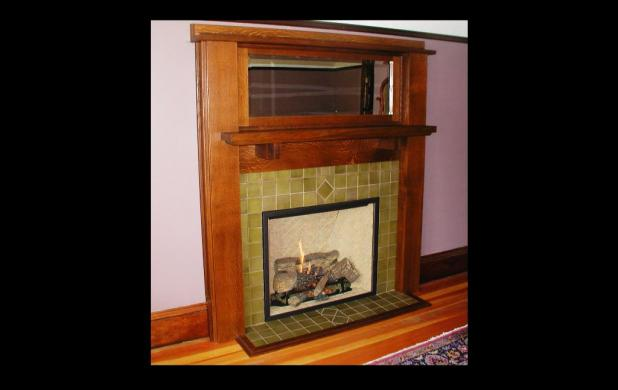 James Bay Fireplace