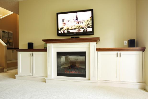 Maple Bay Fireplace