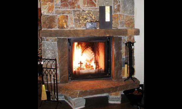 South Island Fireplace