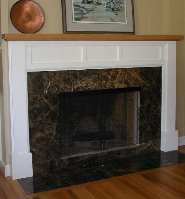 Uplands Fireplace