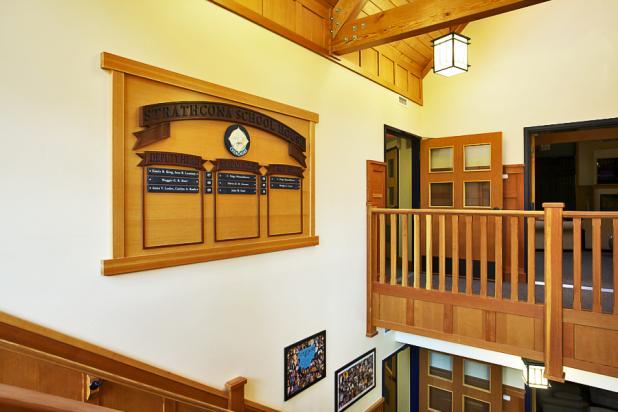 Strathcona School House