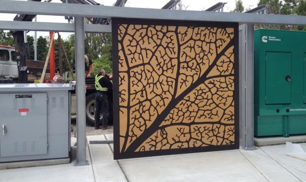 Vancouver Art Installation