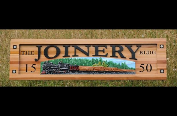 The Joinery Signs