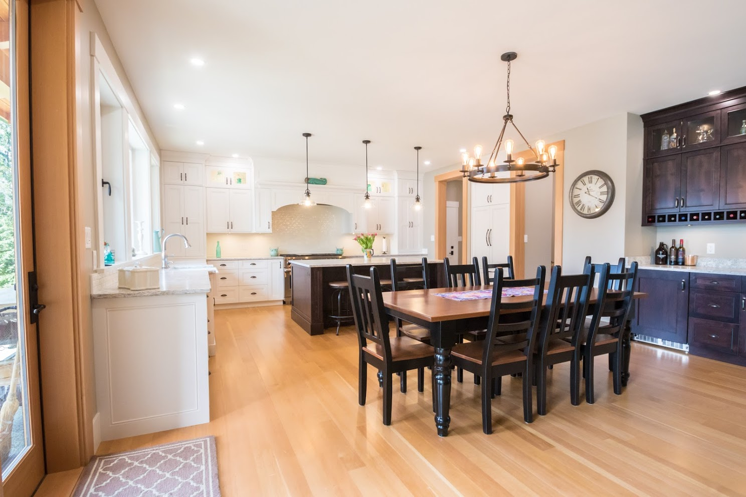 Teresa McKinnon - (Client)Project Date: November 2018, Project Price: $50,000 - $100,000After much planning I was so excited to finally see my kitchen come to life. I had studied all the provided 3d drawings from Coleen Walters so I knew exactly what I was getting. I met with Coleen many times and she was patient with all my ideas. Down to earth, respectful of my budget and providing cost options along the way. All the way across the board Cowichan Woodwork was top notch to deal with from Gordon to the installers - I can't say enough about their product and their conduct on the job site.