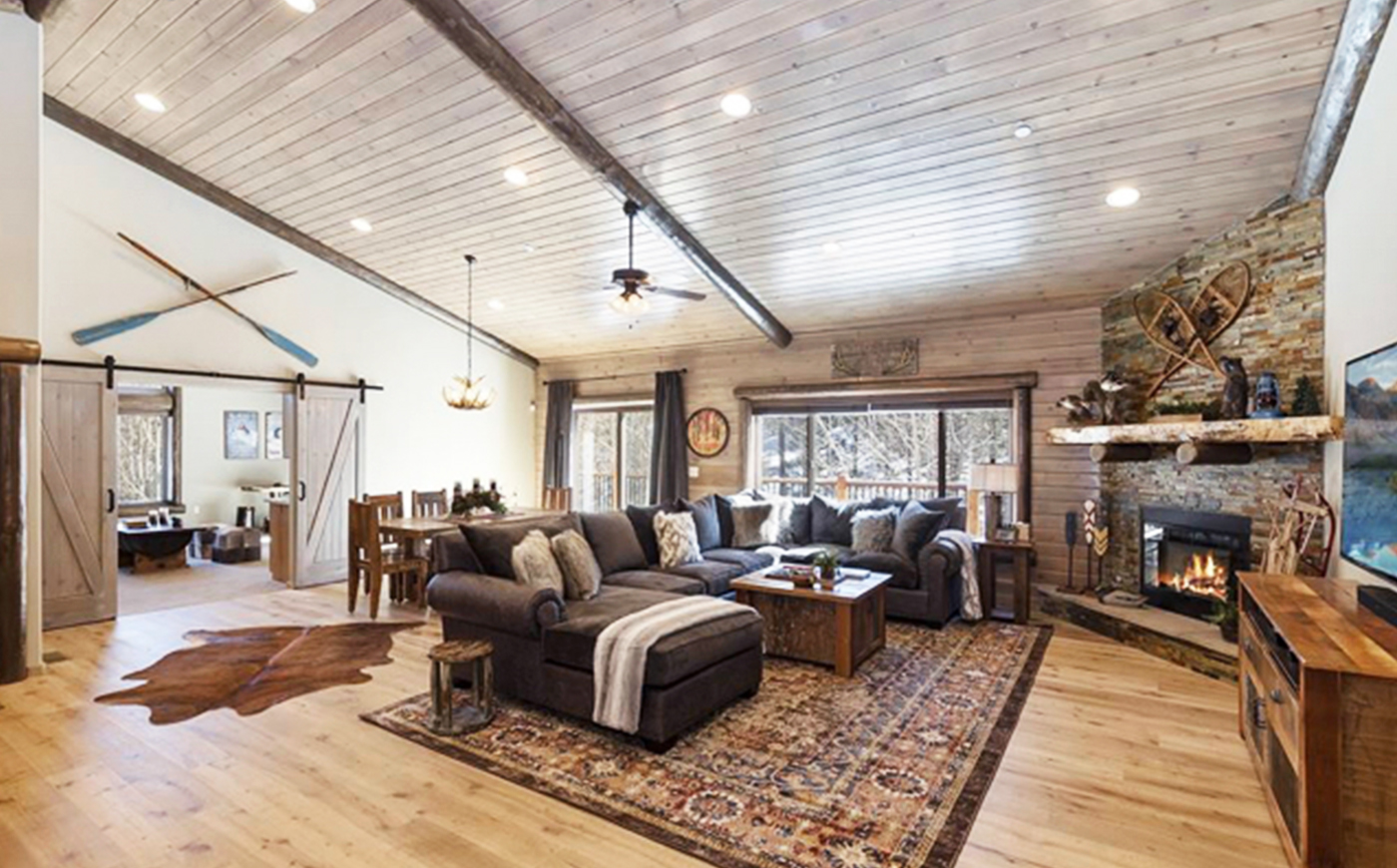 Stony Creek Road Vacation Home - Big Bear, CAView More