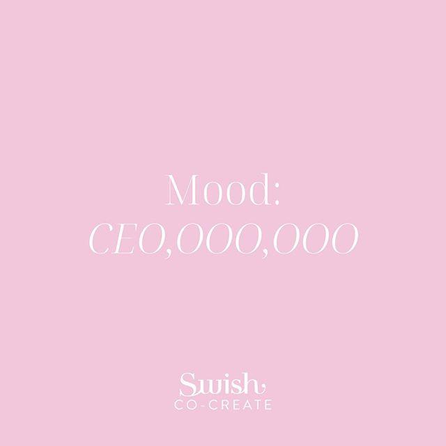 #MONDAYMOOD 💕👊🏻💼