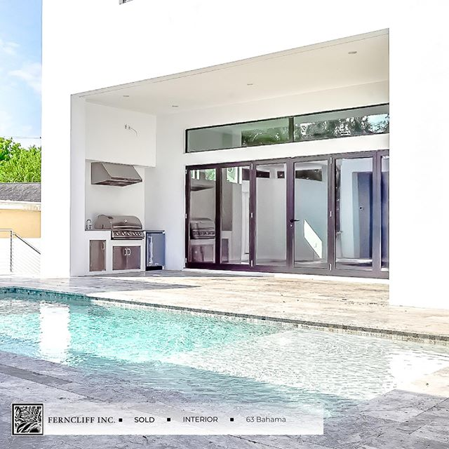 Dreaming About This Pool & Patio Setup Right About Now. . Designed. Built. Listed. www.ferncliffinc.com . . . #ferncliffinc #ferncliff #modernhome #interior #interiordesign #design #homedecor #home #homedesign #architecture #decor #interiors #luxury #moderns #moderndesign #instahome #homestyle #art #homesweethome #homedetails #housegoals #interiordetails #homeinspo  #instagood #photooftheday #inspiration #realestate #luxurylifestyle #love