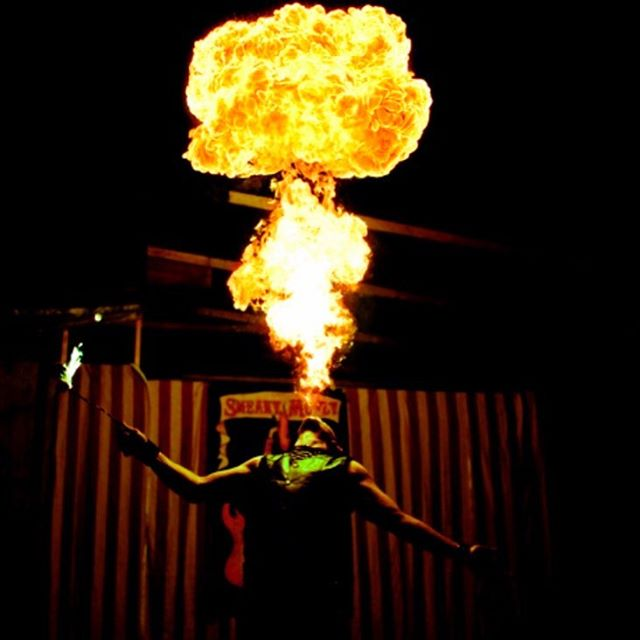 You already know that we will have craft beer and hard hitting roller derby at Mashville Challenge, but did you know that @unifiretheater will also be there?! These amazing fire artists and dancers will leave you thrilled and amazed! Come experience Asheville's renowned fire arts performers! Unifiretheater.com