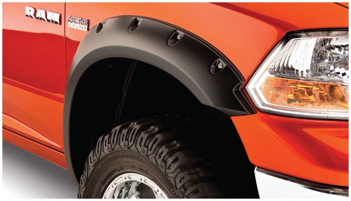 FENDER FLARES - Protection and aesthetical appearance in one!