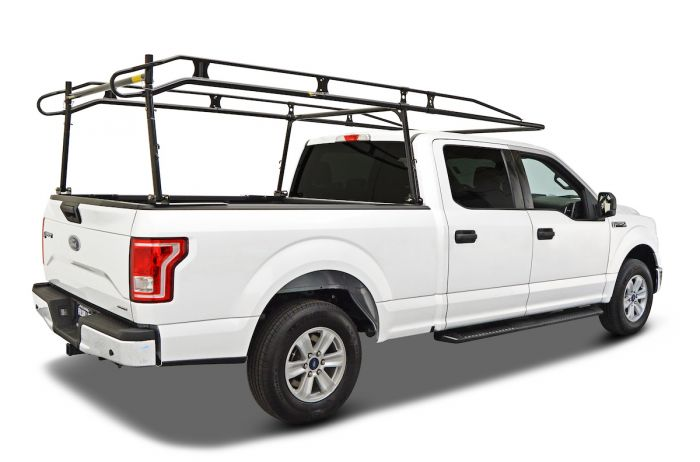 LADDER RACKS - Several types and mounting styles available. An R & S sales associate can help determine the right ladder rack to fit your needs.