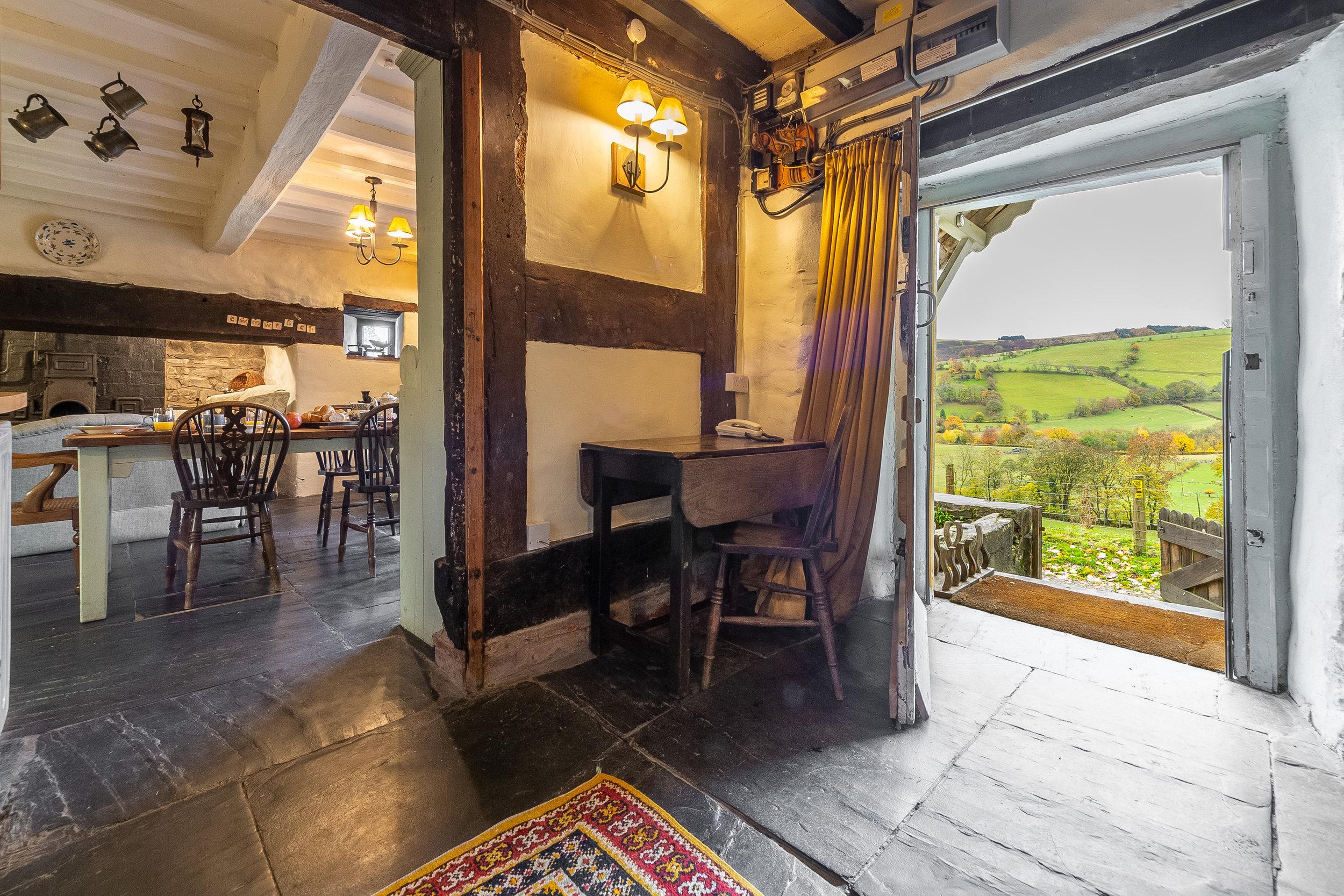 Upper Valley Farmhouse -