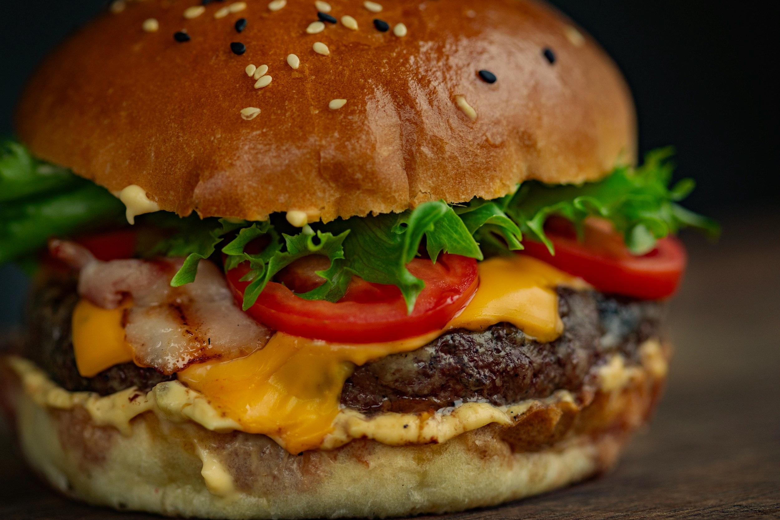 Biagio's Signature Burgers -