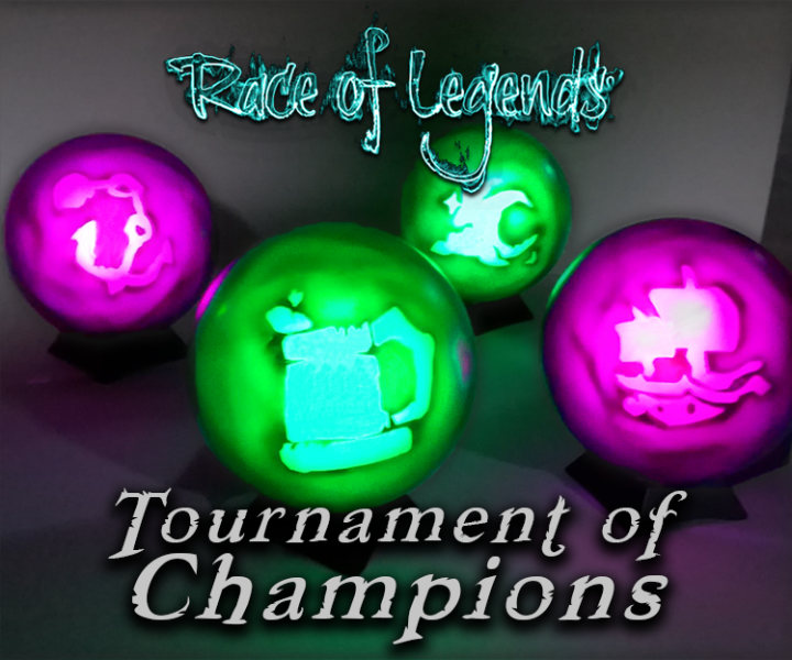 The Prize: Four Cursed Cannonballs - from Nerdpropellant