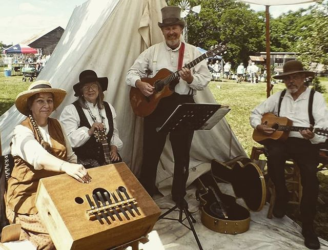 Celtair string band will be at Folkfest this year, come hear some old timey music and enjoy a trip back in time!