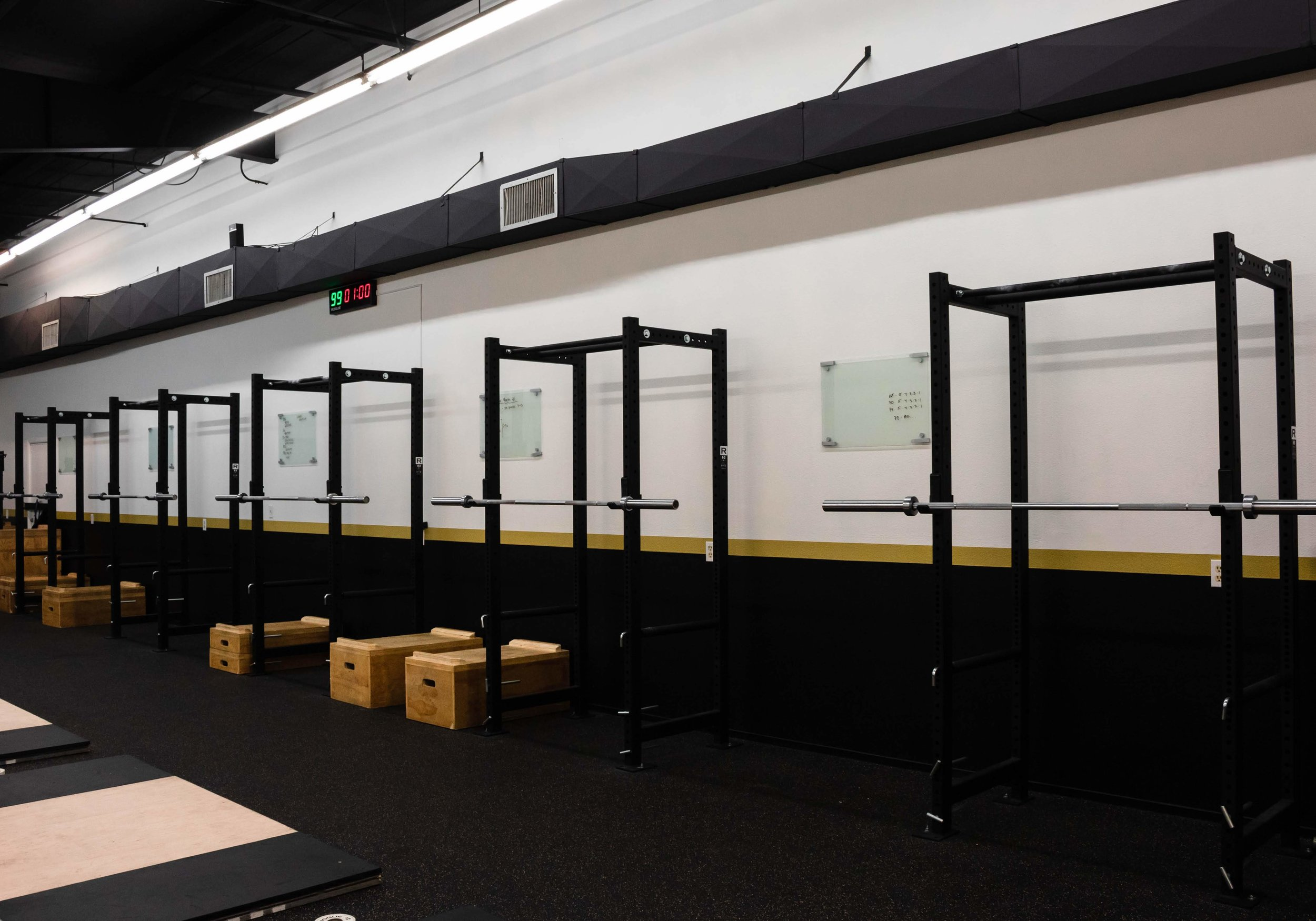 Programs - At VICE, we take pride in our athletes moving efficiently through quality movement with the belief that better movement within the gym should directly increase health and wellness outside of the gym. Each of the programs offered at our facility reflects that and is led by experienced, passionate coaches.