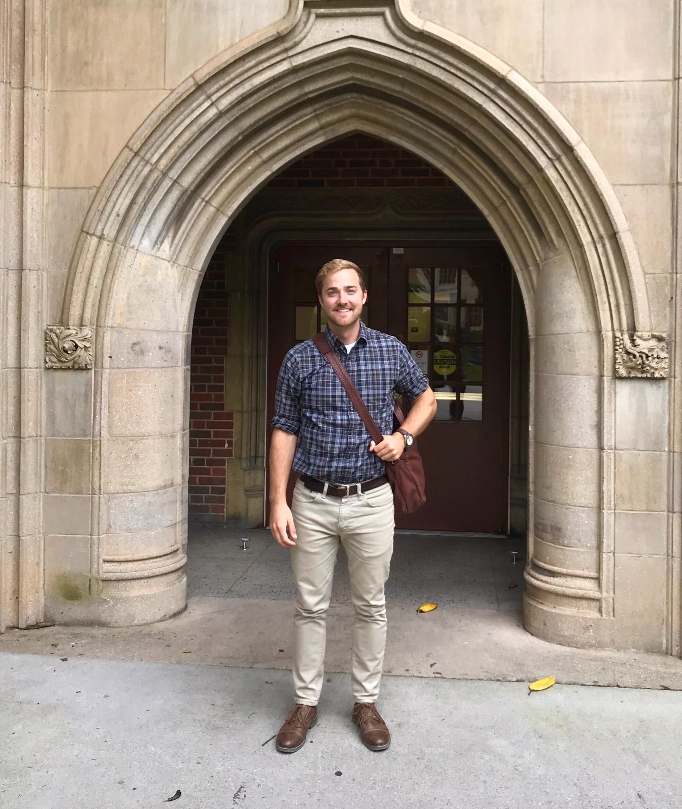 Elliot S. Spengler - Member, Doctoral Student, Counseling Psychology
