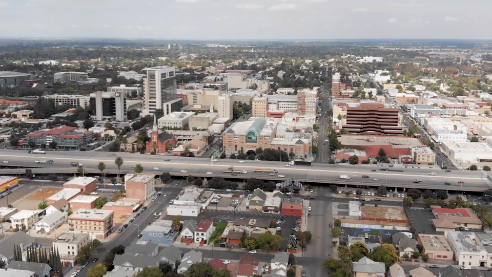 Stockton, California, has been designated as an Opportunity Zone. NATHAN BALLI