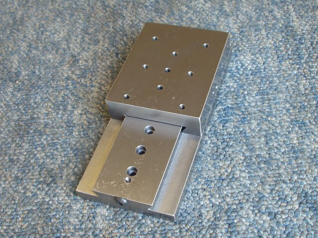 "4"" Slide with Mounting Holes"