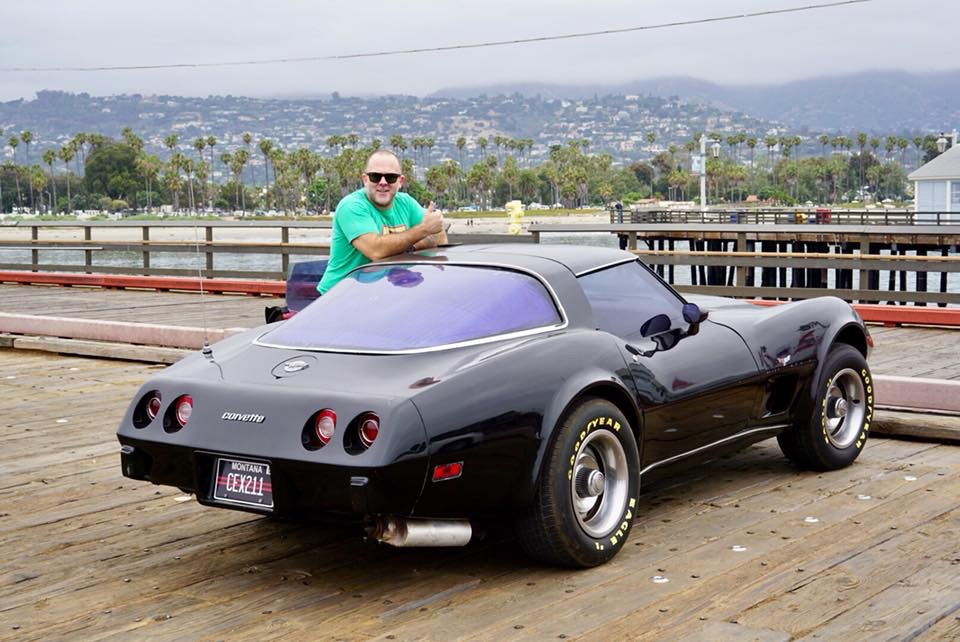 Australian-Olie-bought-classic-1977-chevrolet-corvette-for-road-trip-across-America