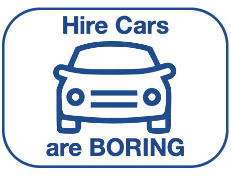 Olie-Australian-bored-with-limited-American-hire-car-selection
