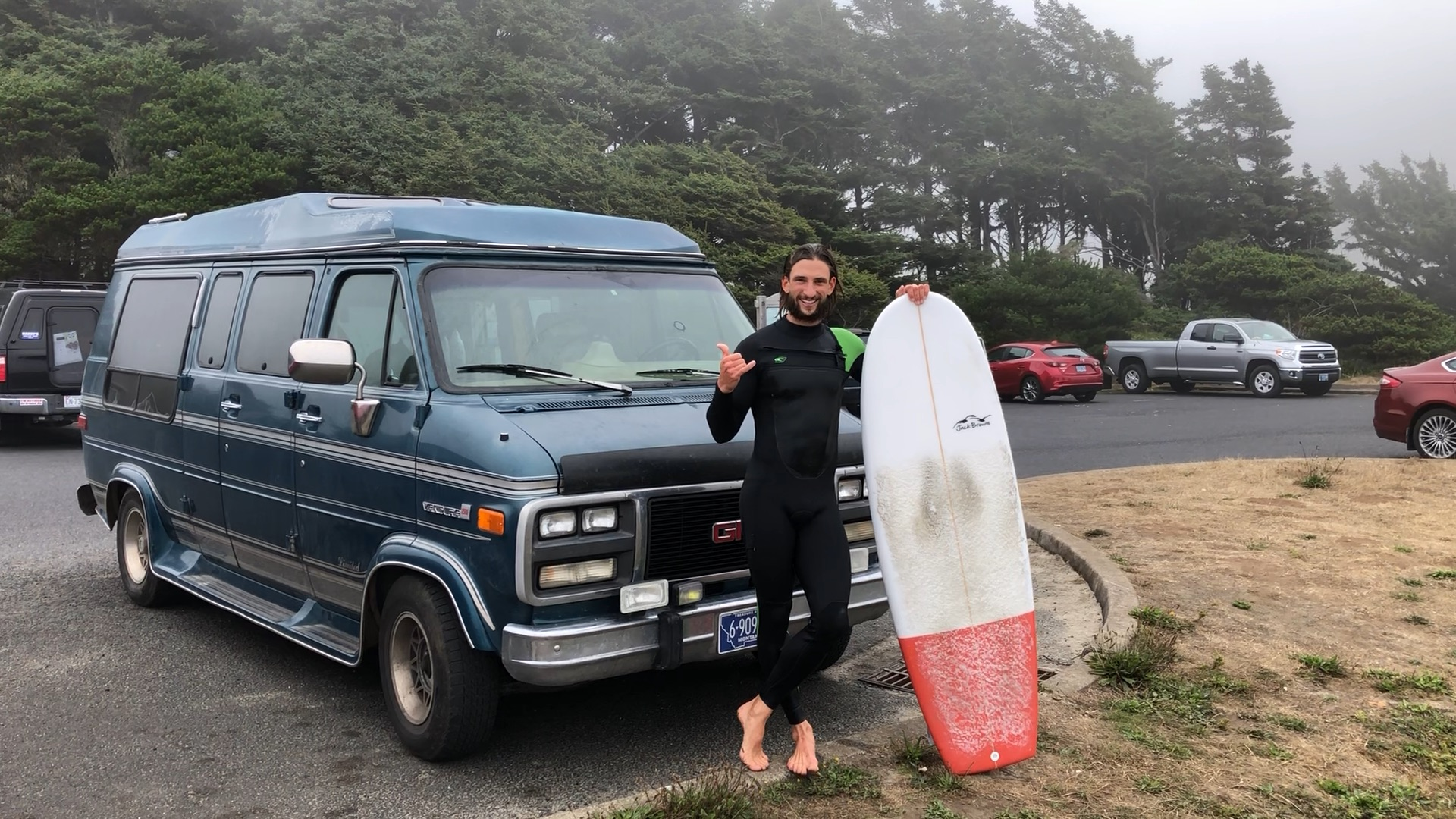 Australian-Matt-and-his-GMC-Vandura-campervan-on-a-west-coast-American-surf-trip