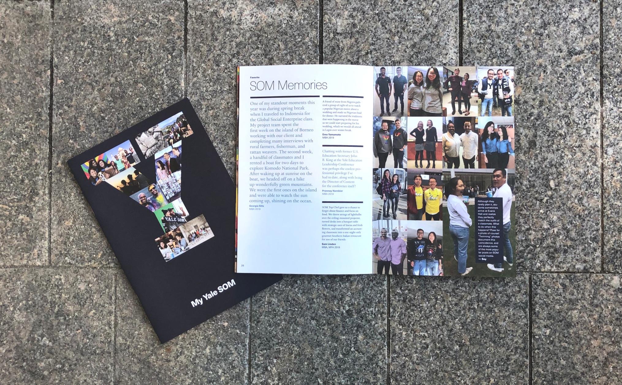 Final brochure design