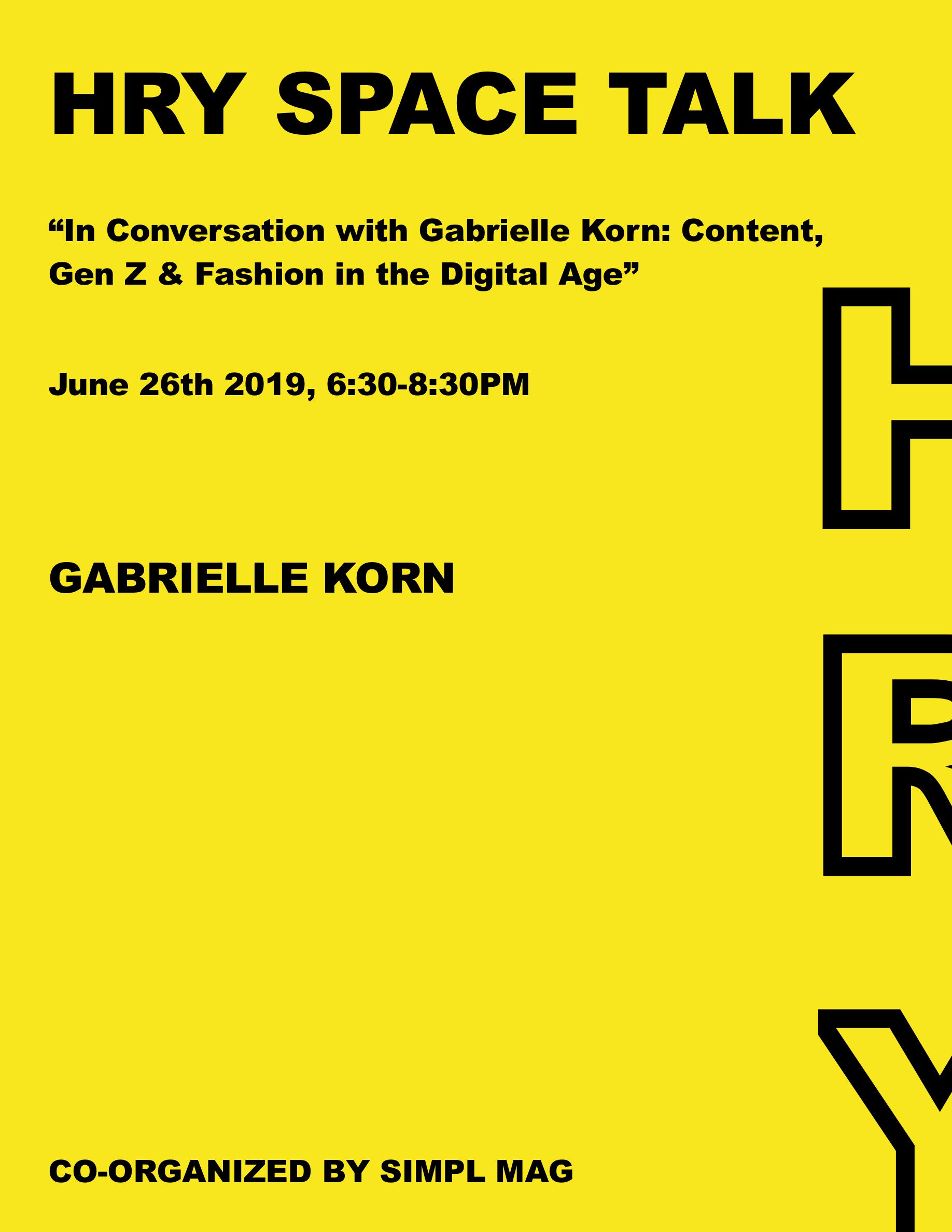 Gabrielle Korn