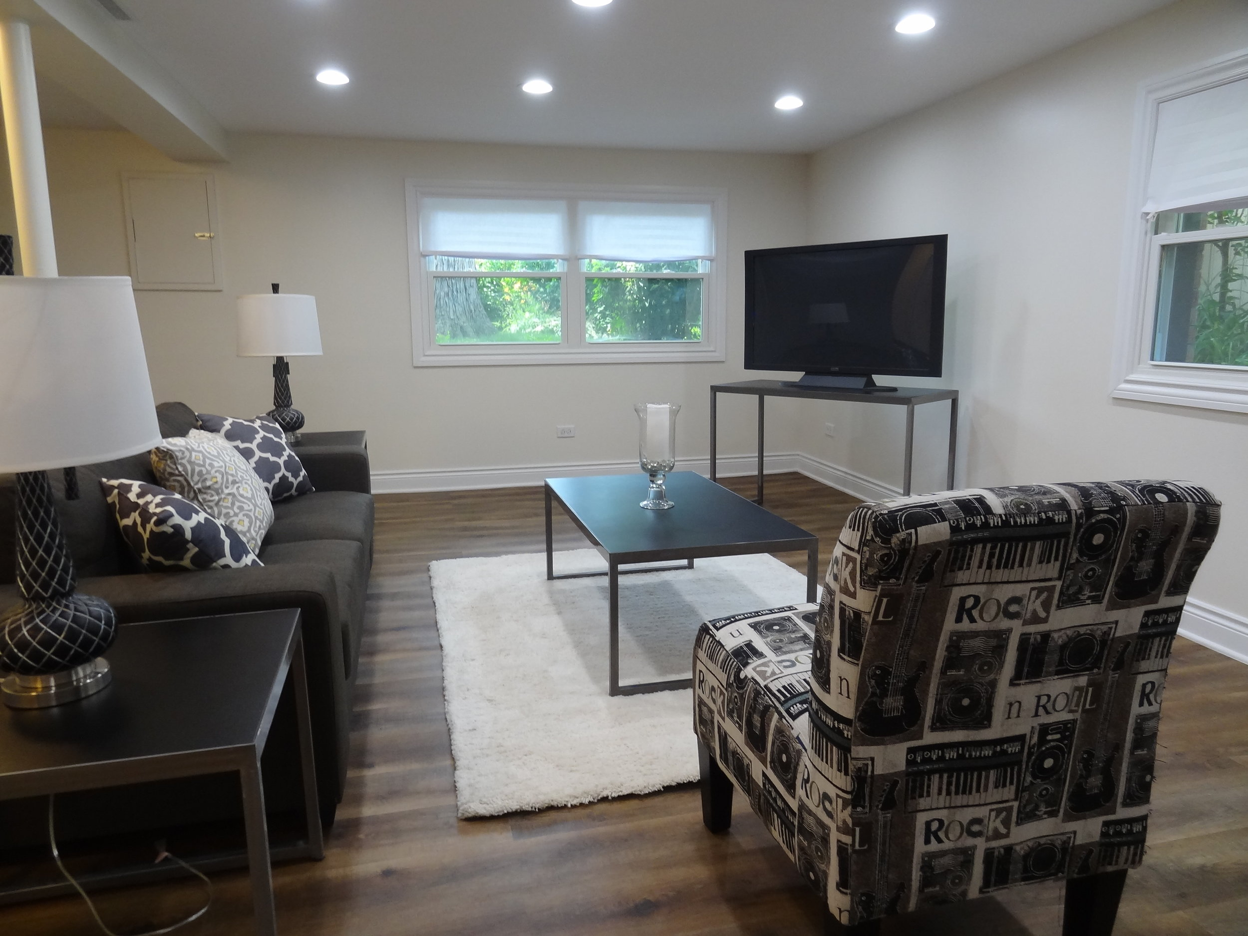 3 Bedroom 2 Bathroom Single Famly Home Ronovation | After | Equity Twins | Oak Lawn, IL | Chicago, IL| Bassment