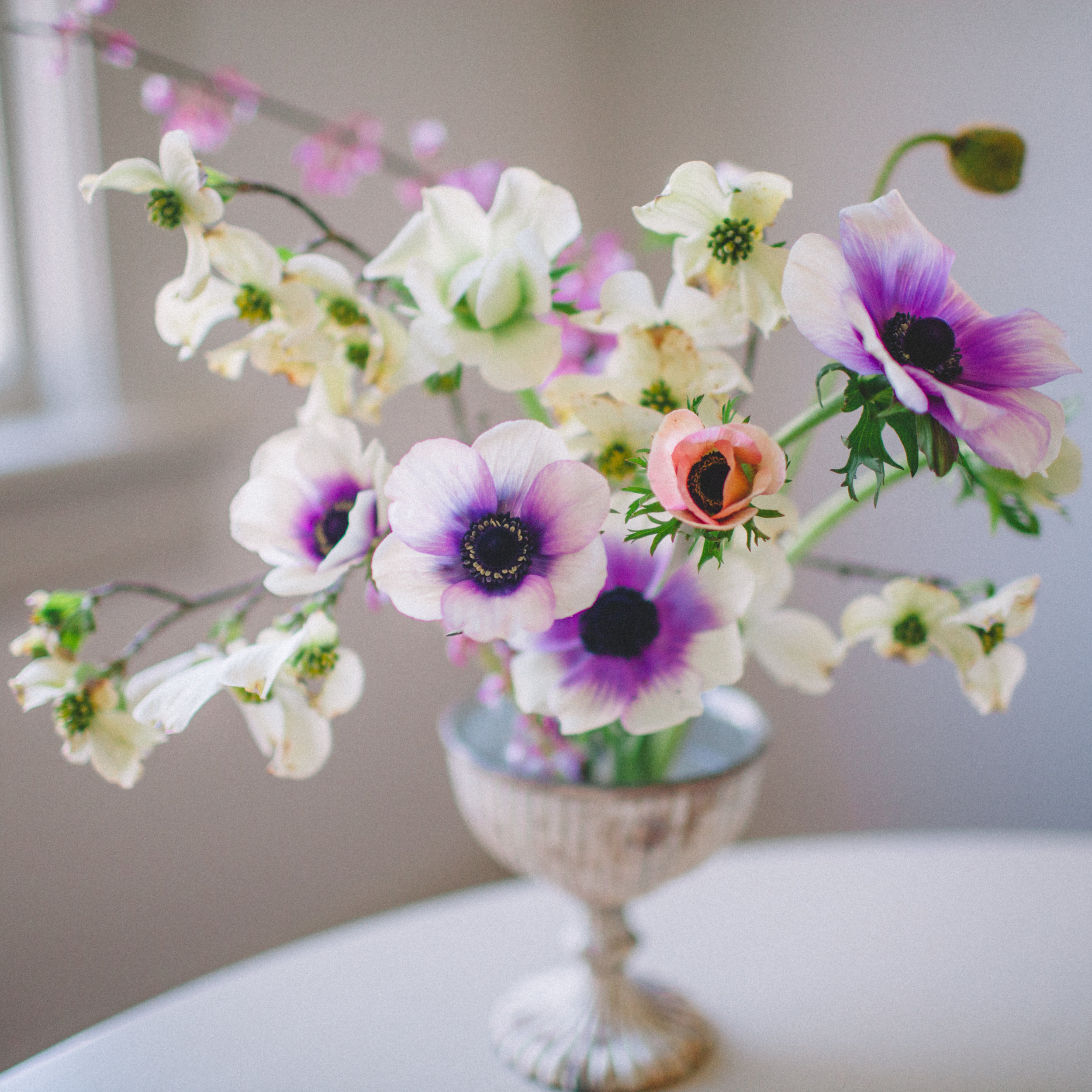 01. - Event Design + Floristry