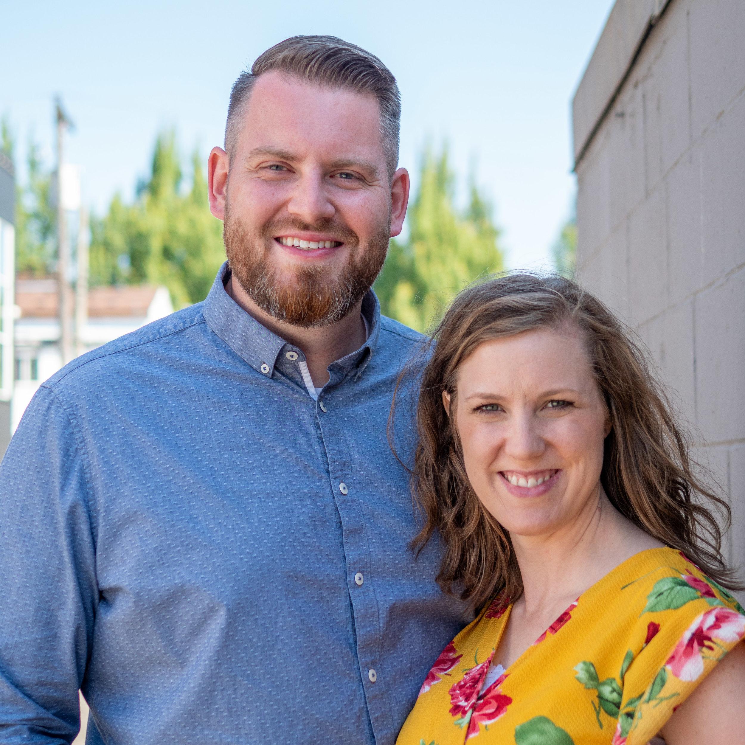 Pastor Paul & Jenette Conner