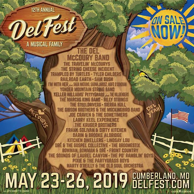 Exciting news alert!! We will be making our debut at @delfest 2019...We can't wait--hope to see you all there! #delfest #delyeah . . . @dreandthecollective @ronniebowman5226  #folkmusician #acousticmusic #dreanders #ronniebowman #garnetbowman #bowmanbowmananddre #acousticmusicians #singersongwriter #beautyallaround #findyourself #beyou #bluegrassmusic #americanamusic #loveoneanother #believeinyourself #mindovermatter #dreandthecollective #newcountrymusic #trio #vocaltrio