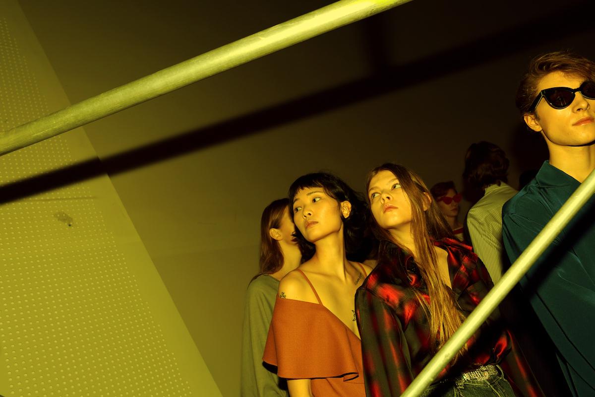 Seoul Fashion Week SS17 Backstage: Kimmy J